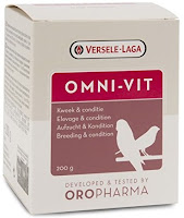 Vitamin Burung Import Omni-vit