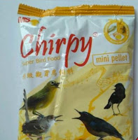 Chirpy Bird Food Honey