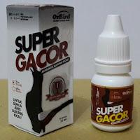 Vitamin Burung Lomba SUPER GACOR