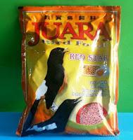 JUARA BIRD FOOD RED STAR