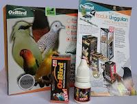 Orbird New Vitamin Multivitamin/Obat Untuk Semua Burung